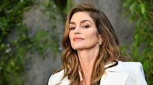 Cindy Crawford says she regrets getting 'talked into' nude shoots
