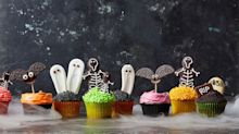 Seriously Cute (and Creepy) Halloween Cupcake Ideas