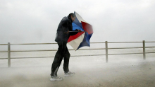 Storm Doris: naming storms has made Britain safer because we are more prepared, Met Office says
