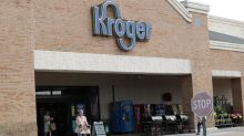 Kroger shares seesaws despite same-store sales beat