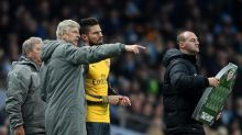 Arsene Wenger won't sell Olivier Giroud and Marseille have made no contact over striker