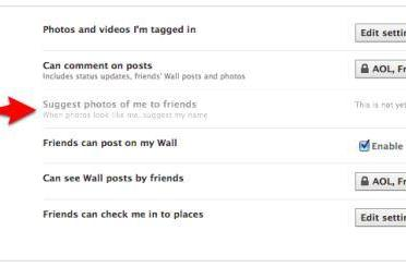 Facebook planning facial recognition for picture uploads? (update: yes!)