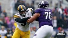 Finding Broncos: Scouting Northwestern OL Rashawn Slater