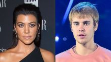 Kourtney Kardashian Hangs Out With Justin Bieber … but What Does It Mean?