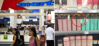 Kmart shopper horrified by 'disgusting' find