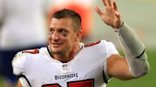 Rob Gronkowski not ready to retire (again), wants to play for Buccaneers in 2021