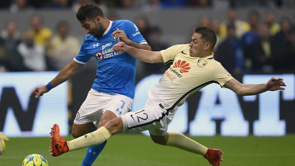 Club America defender Pablo Aguilar appealing suspension to CAS