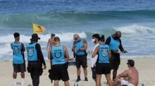Guarda Municipal retira 300 pessoas das praias do Rio neste sábado