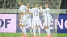 Foot - Bleus - Olivier Giroud sur Antoine Griezmann:«Il faut qu'il reprenne confiance»