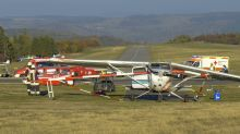 Plane accident in central Germany leaves 3 people dead