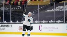 Patrick Marleau's teary reaction to record perfect rebuttal to critics