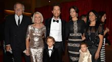 Matthew McConaughey's Family and Costars Toast the Actor at the American Cinematheque Tribute