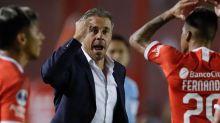 El uruguayo Sosa salva a Independiente en el empate ante Colón