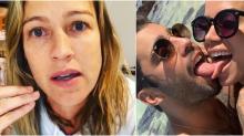 Luana Piovani critica Pedro Scooby ao falar sobre separação: 'Fez da nova relação um show'