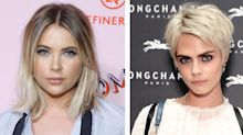 Ashley Benson Says the Couple-y Comments on Cara Delevingne's Instagram Were From a Hacker