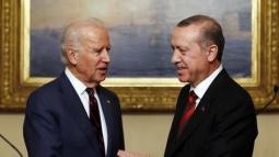 With Biden visit, U.S. seeks balance with truculent Turkey