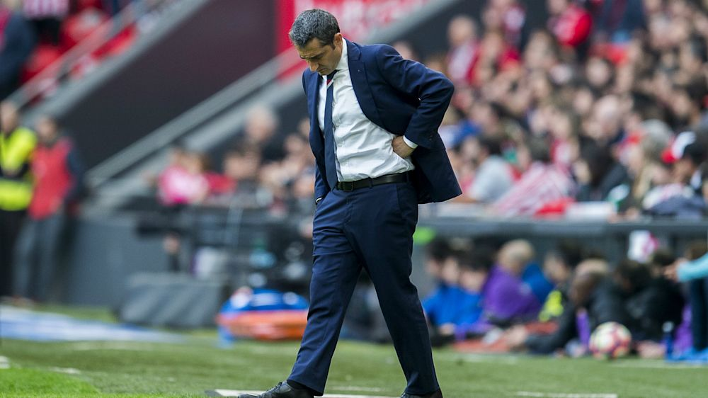 ¿Barcelona o Athletic? La indecisión de Ernesto Valverde