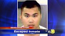Inmate escapes while getting medical treatment