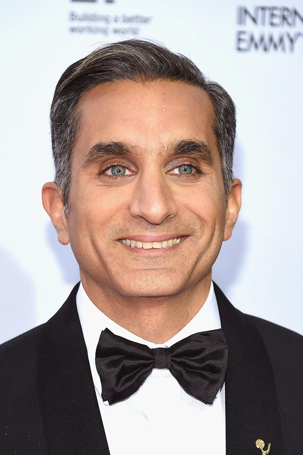 how tall is bassem youssef