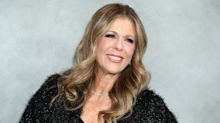 'Trying to be zen': Rita Wilson's glam squad goes MIA ahead of the Golden Globes