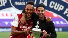 Mikel Arteta 'wants to build Arsenal around Aubameyang' after FA Cup win