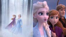 《魔雪奇緣2》12月上映!畫面更絢麗 換上褲子的Elsa更帥氣了