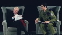 Sacha Baron Cohen tries to sell Dick Cheney-signed waterboard kit on eBay