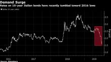 Italy Racks Up Orders for 50-Year Bonds as Yield Hunters Rush In