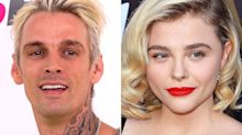 Chloë Grace Moretz Gets Asked on a Date by Childhood Crush Aaron Carter — via Twitter!