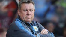 Leicester City sack Craig Shakespeare after dismal Premier League run