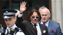 Johnny Depp tells High Court no other woman has accused him of violence
