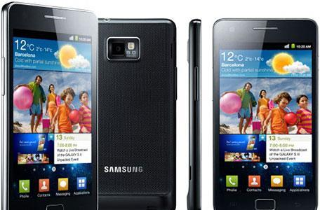 Samsung takes a swipe at iPhone 4S already