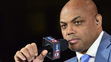 Charles Barkley calls out Kyrie for comments