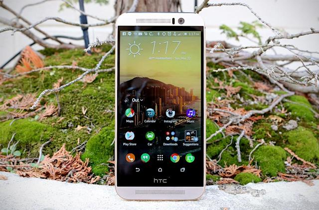 Where to buy HTC's One M9 in the UK
