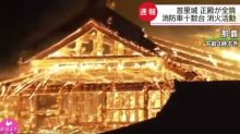 沖繩首里城大火!熱門旅遊景點一夜燒毁