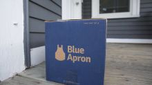 Blue Apron CEO out as company's valuation continues to erode