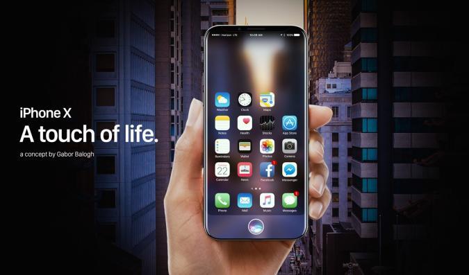 Alguien ha reunido todos los rumores del iPhone y ha creado este espectacular concepto