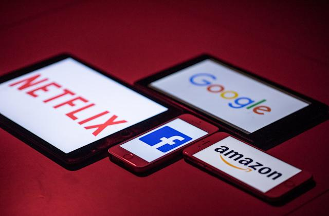 UK wants tech giants to pay two percent tax on digital revenues