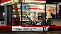Another Attempted ATM Heist In Dallas