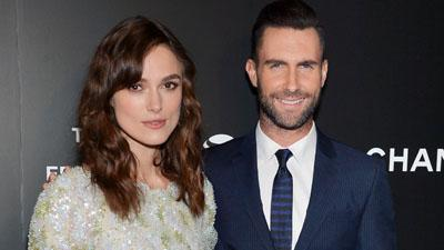 Knightley and Levine Leave Their Comfort Zones