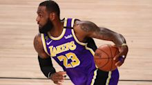 LeBron James leads Lakers to Game 4 win