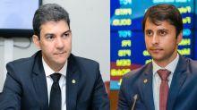 """Em debate em São Luís, Duarte Jr. questiona sobre auxílio-moradia e Braide rebate: """"Veio para mentir"""""""
