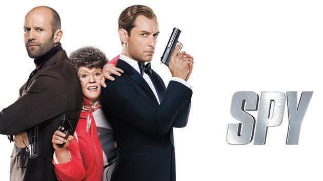 Spy Susan Undercover Stream