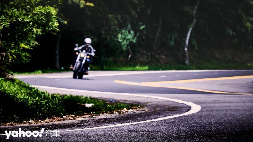 展現難以置信的靈活輕鬆!2020 Honda日系美式車型Rebel 500新北山區試駕! - 16