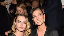 Paris Fashion Week: front row and parties
