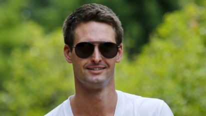 Snap CEO gets $638M in compensation for IPO year