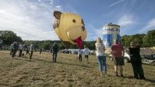 In pictures: The best of the Bristol balloon fiesta