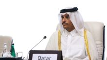 Qatar's foreign minister wants Gulf Arab nations to talk with Iran: Bloomberg
