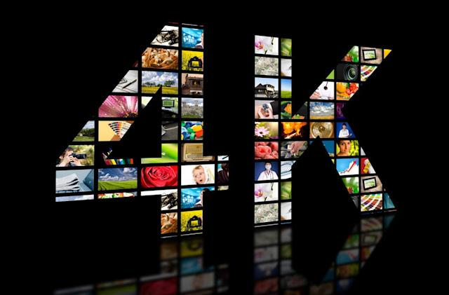 DirecTV will begin live 4K broadcasts early next year