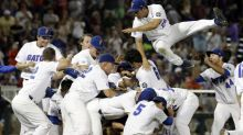 Florida joins elite company by winning its first College World Series